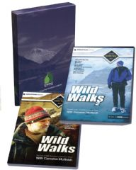 Cameron McNeish Wild Walks 2 DVD Box